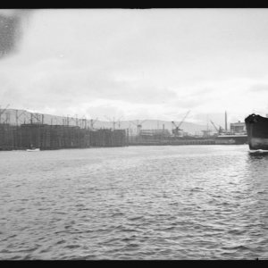 Clydebank Dockyards etc 1938