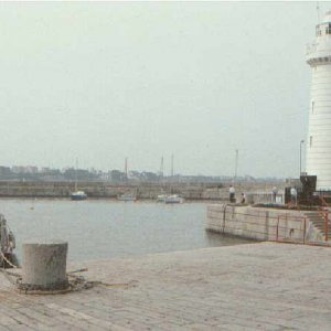 Lifeboat Donaghadee Late 1980s