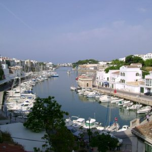 Cuitadella yacht harbour