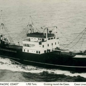 MV Pacific Coast