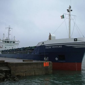 Celtic Venture at Youghal