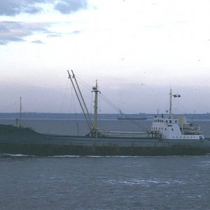 Unknown off Sheerness