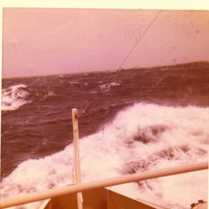 English Channel 1972
