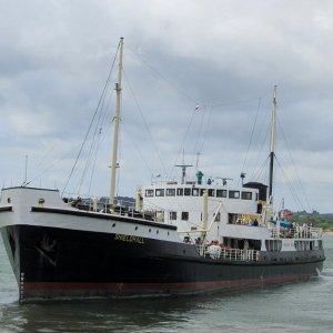 Shieldhall 25th Anniversary Cruise