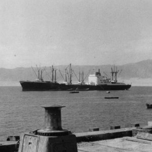 S.S. Copiapo in Chañaral; Chile (1968)