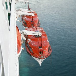 Ship's Lifeboats/Tenders