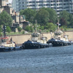 Svitzer Tugs at Montreal
