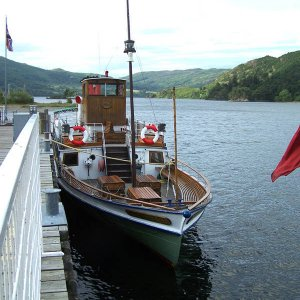 Lady of the Lake - Ullswater