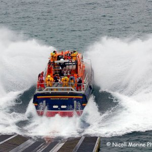 RNLB Spirit of Padstow (16-04)