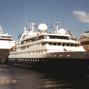 Orion & Pacific Princess