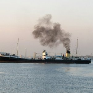 Shieldhall early departure