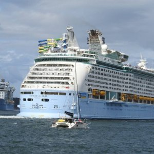 Voyager and Spectrum of the Seas
