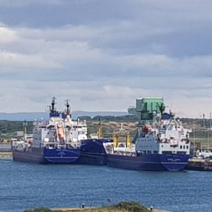 PNTL and NDA vessels at Barrow