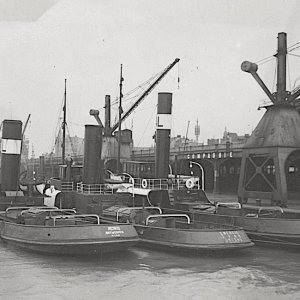 ANTWERP HARBOUR TUGS