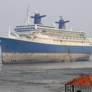 Blue Lady (Ex Norway - Ex France)
