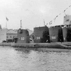 2nd Submarine Sqn