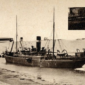 Unidentified in Suez Canal