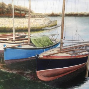 Falmouth Work Boats