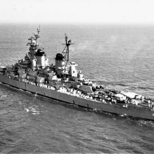 USS NEW JERSEY (BB62)