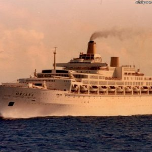 Oriana Full Steam Ahead Both Engines