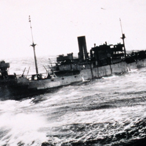 ss Coulmore - N.Atlantic 1943.png