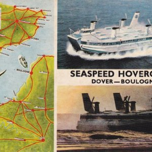 SEASPEED HOVERCRAFT