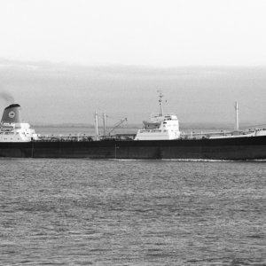 OLYMPIC SKY passing Portishead 17.9.70 Malcolm Cranfield.jpg