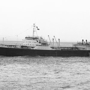 BORDER LAIRD passing Portishead 19.10.70 Malcolm Cranfield.jpg