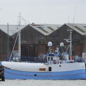 Rachael S.   Ex/Grimsby Fishing Vessel /Guardship.....