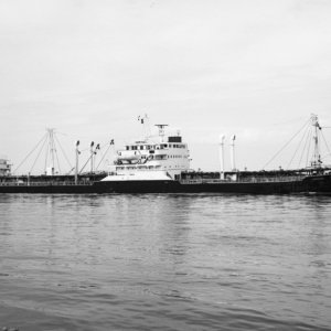 CAMITIA arriving at Rotterdam on 22.5.72 from Punta Cardon - Malcolm Cranfield.jpg