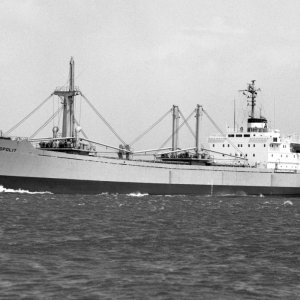 COSMOPOLIT outbound Rotterdam 26.5.72 Malcolm Cranfield.jpg