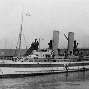 Hospital Ship St. Andrew
