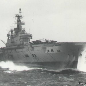 HMS ARK ROYAL 4th