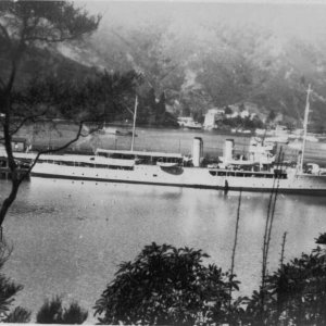 HMS Laburnum, Picton New Zealand ? 1933