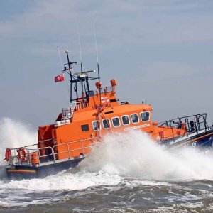 Barry Dock lifeboat