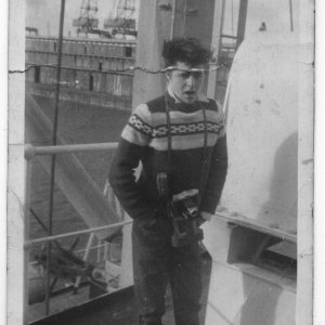 My dad onboard Illyric