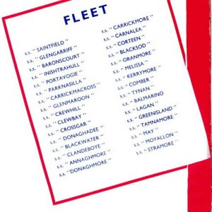 J. Kelly fleet