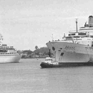 Oriana Pacific Princess