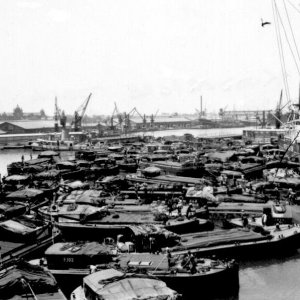 Kidderpore Dock, Calcutta