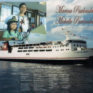 M/S   St. Peter The Apostle