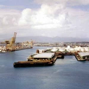 Oil Jetties Honolulu