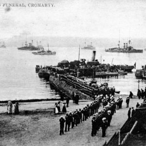 AT CROMARTY POSSIBLE AROUND 1914