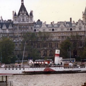 Tattershall Castle  - 1988 London