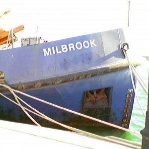 Fleet tender Milbrook