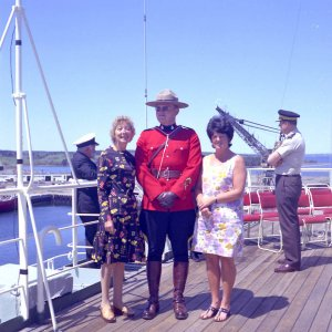 Wives with a Mountie