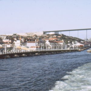 Curacao Pontoon Bridge 2
