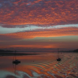River Orwell Sunrise no 2