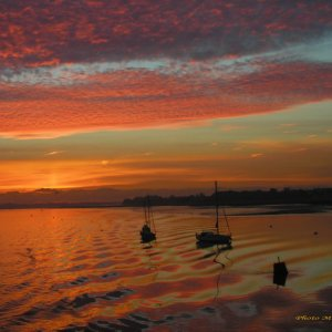 River Orwell Sunrise no 1